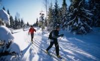 GET-FIT Gay Cross-Country Ski Weekend!