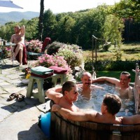Frog Meadow Hot Tub