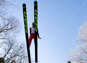 Harris Hill International Ski Jumping Tournament! February 16-17