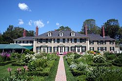 Hildene Lincoln Family Homestead Frog Meadow New England's Best All Male Gay Resort in Southern Vermont