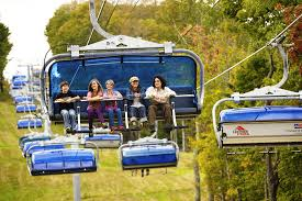 Chairlift Rides Frog Meadow New England's Best All Male Gay Resort in Southern Vermont