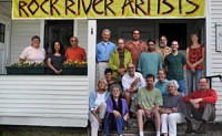 Rock River Artists Open Studio Tour July 20 & 21