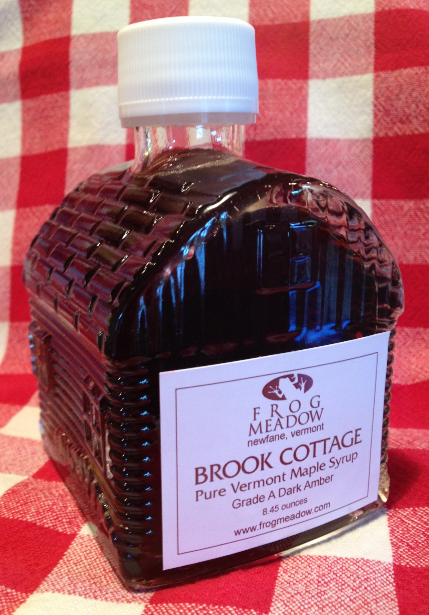 Brook Cottage Maple Syrup