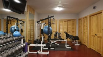 The Gym Frog Meadow New England's Best All Male Gay Resort in Southern Vermont