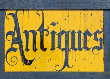 Antiquing