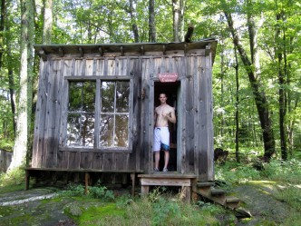 Brokeback Cabin Gay Retreats and Men's Workshops Frog Meadow New England's Best All Male Gay Resort in Southern Vermont