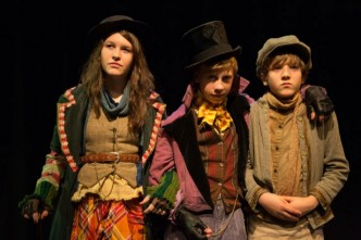 From the 2013 performance of OLIVER! directed by Stephen Stearns