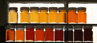 It takes 40 gallons of sap to create one gallon of maple syrup!