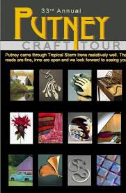 Putney Craft Tour Open Studio Weekend Frog Meadow New England's Best All Male Gay Resort in Southern Vermont