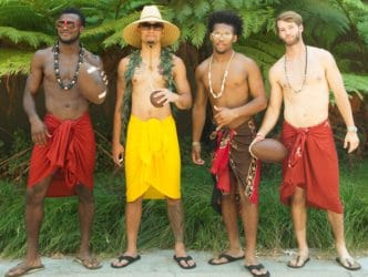 Sarongs at Frog Meadow, The Northeast's Premier All Male Gay Resort and Retreat Center