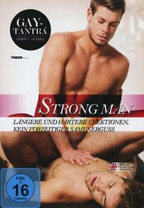 GAY-TANTRA DVD Strong Man Frog Meadow Oasis for Men Vermont