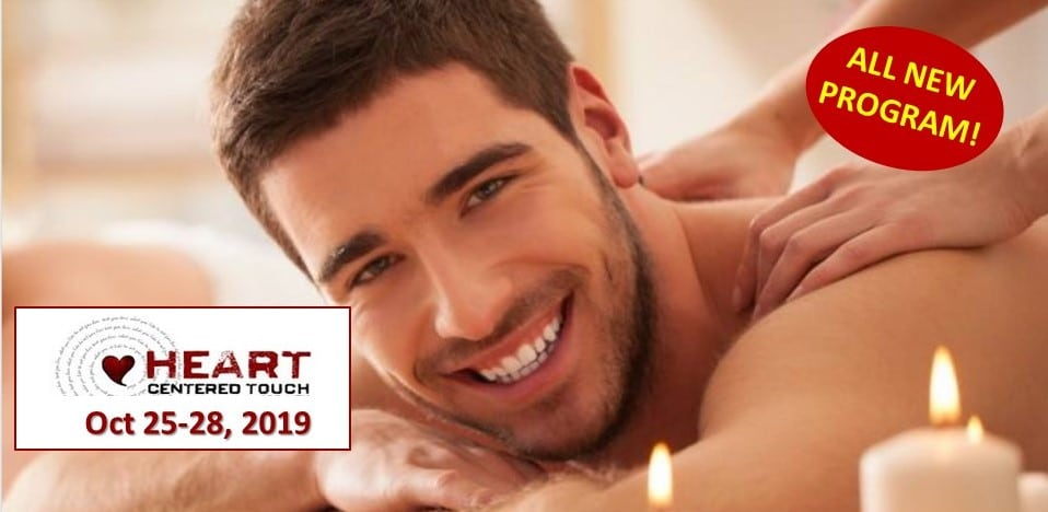 Heart-Centered Touch Massage Retreat with Adam Brown! Oct 25-28 at Frog Meadow, The Northeast's Premier All Male Gay Resort and Retreat Center in Southern Vermont
