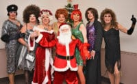 Ladies of the Rainbow Drag Show Benefit for AIDS Project of Southern VT! Dec 12