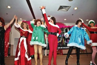 Ladies of the Rainbow Drag Show Benefit for AIDS Project of Southern VT! Dec 14 2019 Frog Meadow New England's Best All Male Gay Resort in Southern Vermont