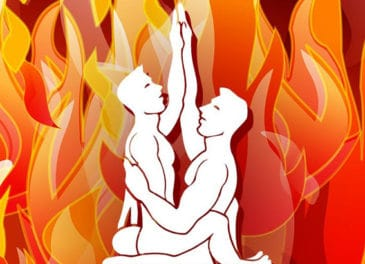 'Gay Kamasutra' Inspired Sexuality GAY-TANTRA Couples Workshop! Feb 28-Mar 1